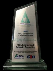 NSCA-Award