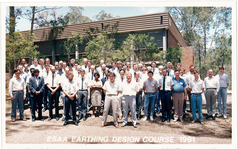 1991 Safearth earthing design course